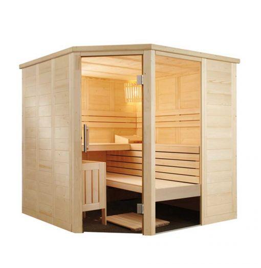 Sauna Alaska Angolare