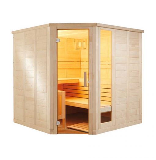 Sauna Comfort Angolare