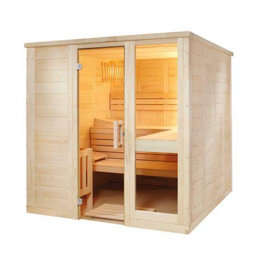 Sauna su misura Comfort
