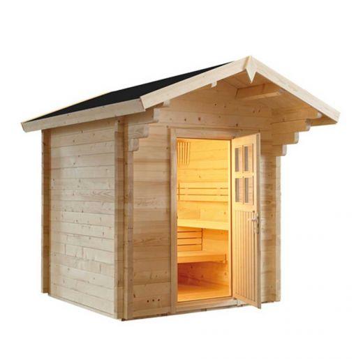 Sauna da giardino Country