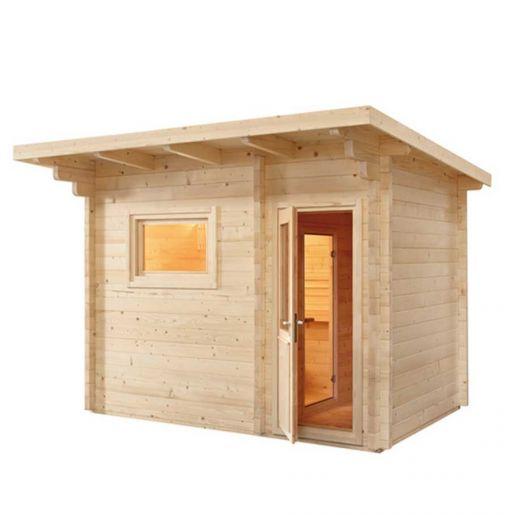 Sauna da giardino Lava