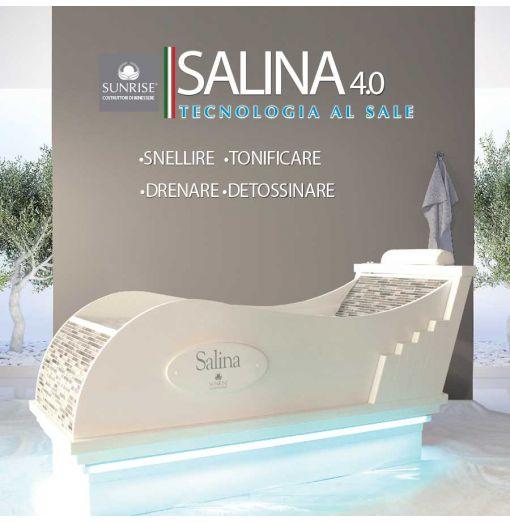 Vasca di sale SALINA