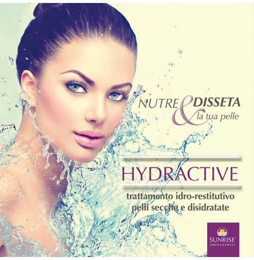 Hydractive Face Treatment