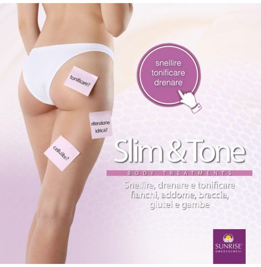 SLIM&TONE Body Treatment