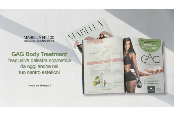 GAG BEAUTY TREATMENT | MABELLA N° 100