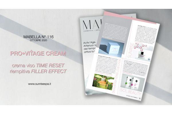 PRO•VITAGE CREAM | MABELLA N. 116